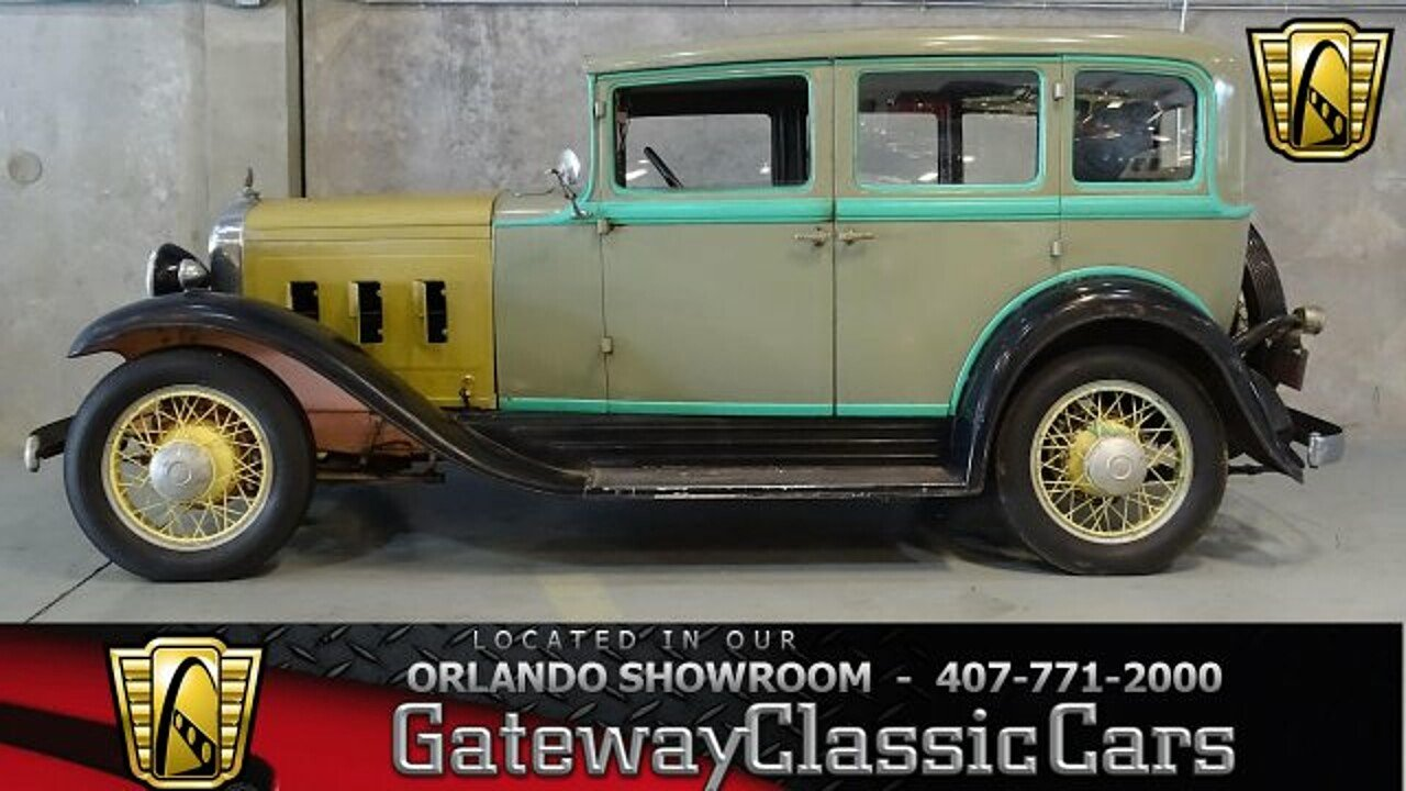 1931 Marmon Other Marmon Models for sale 100949380