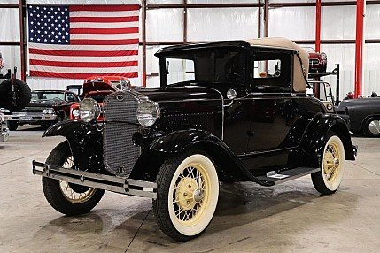 1931 ford Model A for sale 101040138