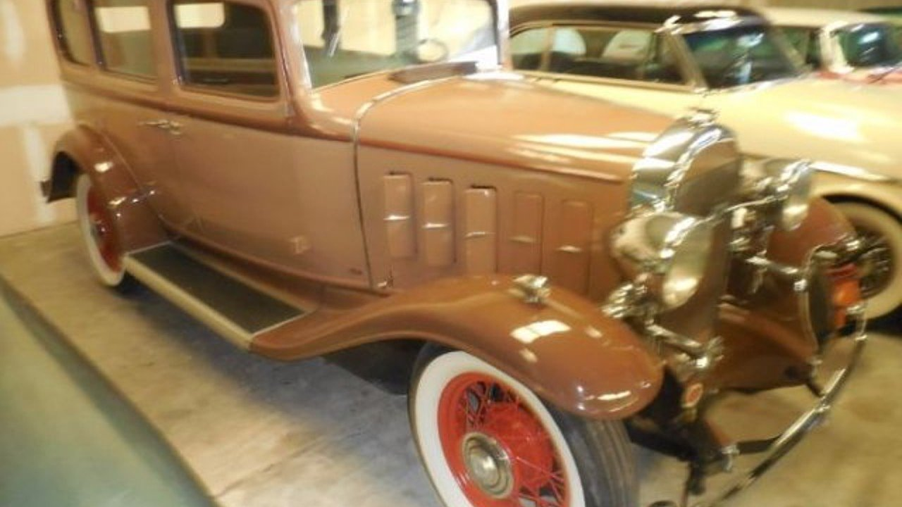 1932 Buick Other Buick Models for sale 100929863