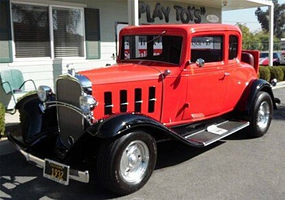 1932 Chevrolet Other Chevrolet Models for sale 100993574