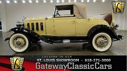1932 Chevrolet Series BA for sale 100769256