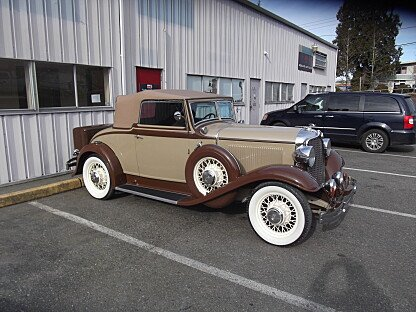 1932 Chrysler Series CI for sale 100729537