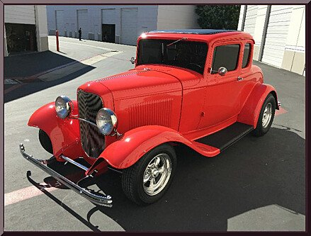 1932 Ford Custom for sale 100736823