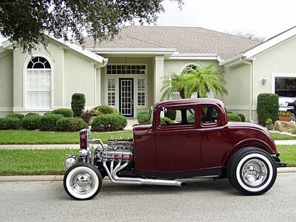 1932 Ford Custom for sale 100755819