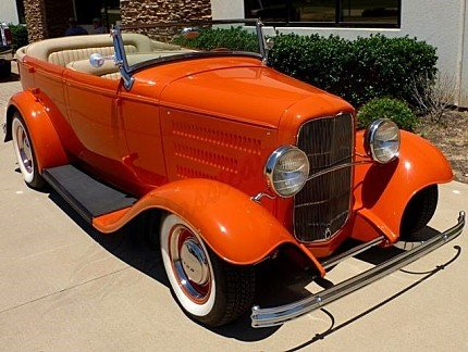 1932 Ford Custom for sale 100831567