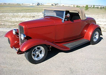 1932 Ford Custom for sale 100843476