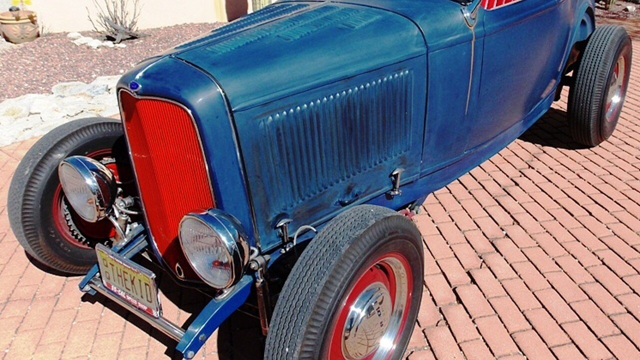 1932 Ford Custom for sale near Tuscon, Arizona 85743 - Classics on ...