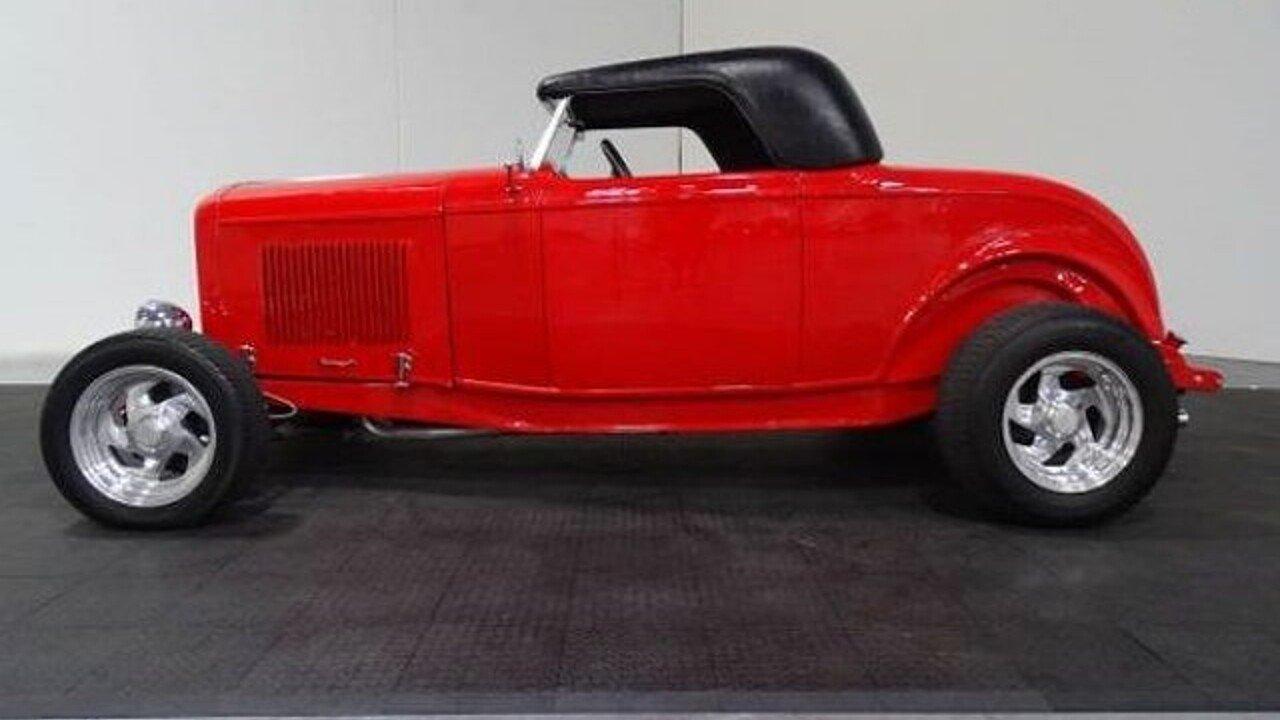 1932 Ford Custom for sale near Cadillac, Michigan 49601 - Classics ...