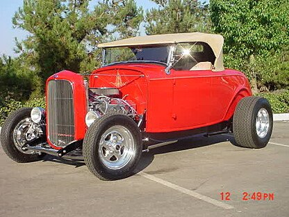 1932 Ford Custom for sale 100730908