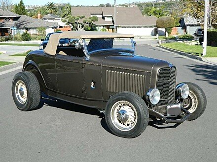 1932 Ford Custom for sale 100839983