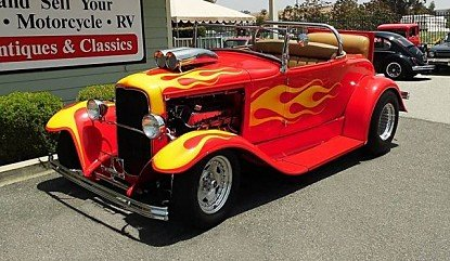 1932 Ford Custom for sale 100991330