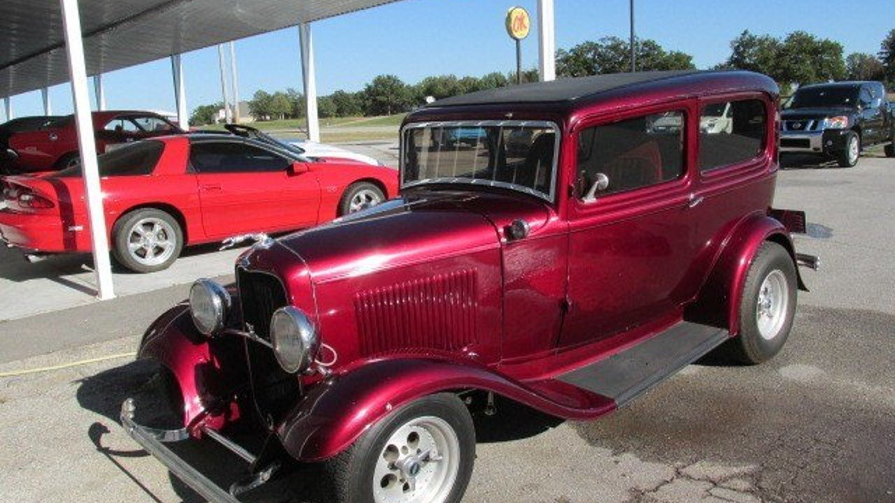 1932 Ford Deluxe Tudor for sale 100721271