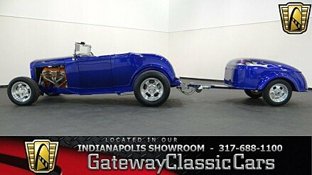 1932 Ford Deluxe for sale 100740956