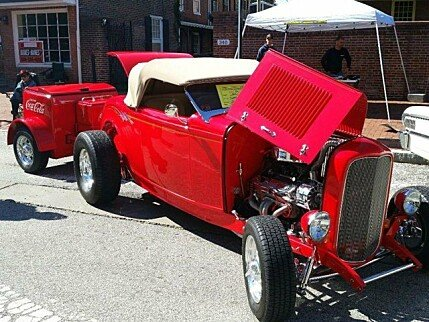 1932 Ford Deluxe for sale 100780915
