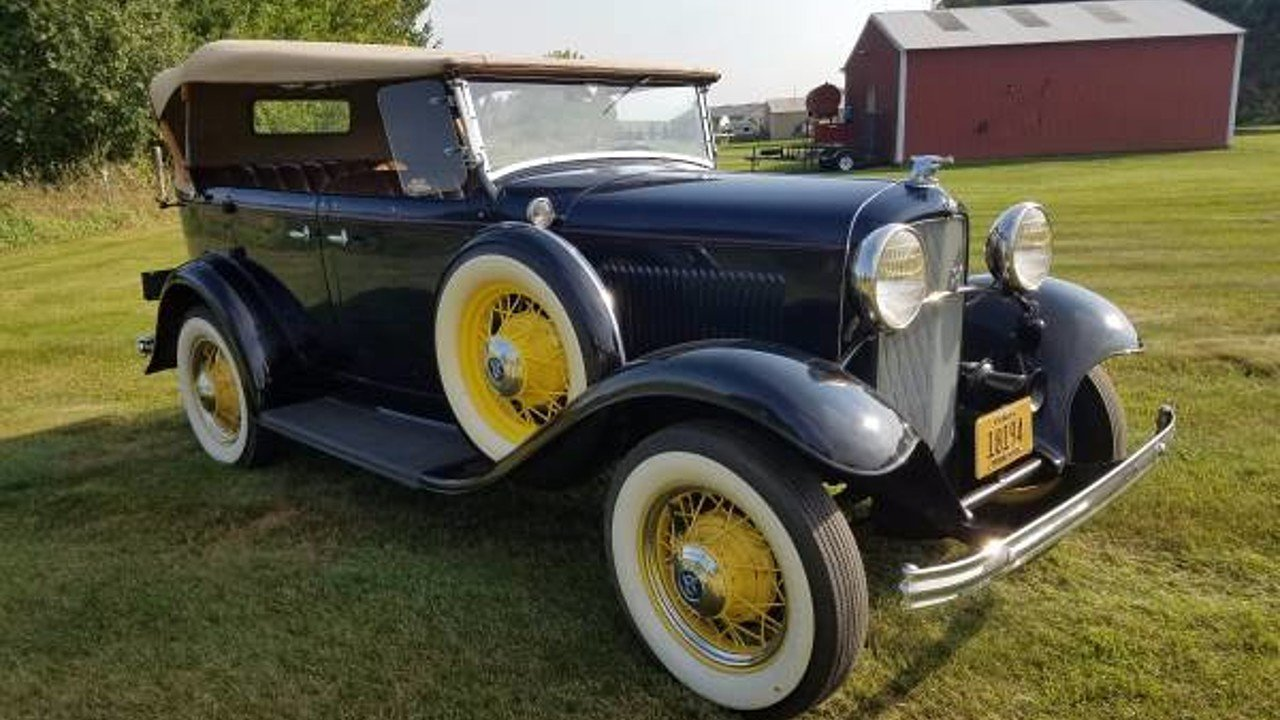 1932 Ford Deluxe for sale 100944667