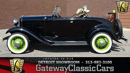 1932 Ford Model B for sale 100933434