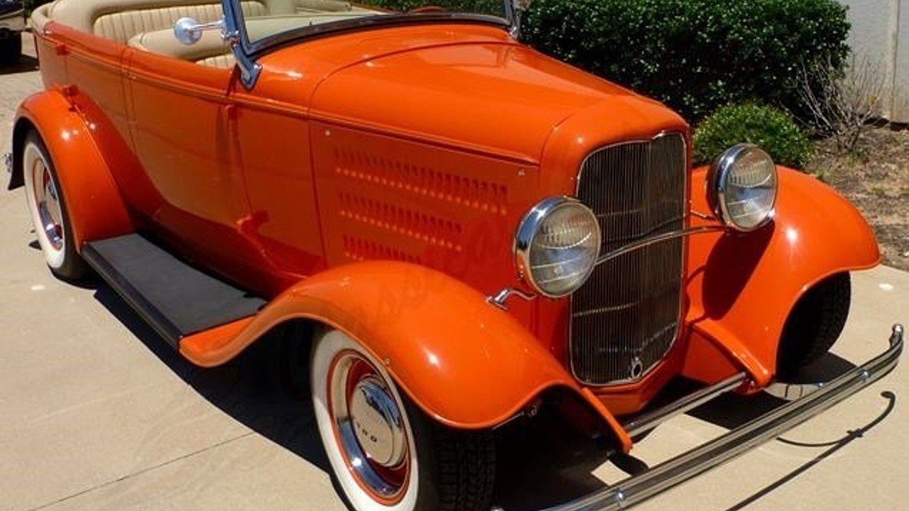 1932 Ford Other Ford Models for sale 100831567