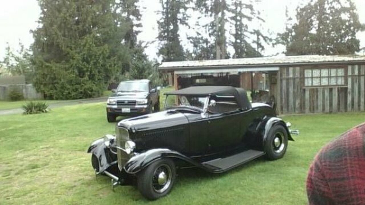 1932 Ford Other Ford Models for sale 100880422