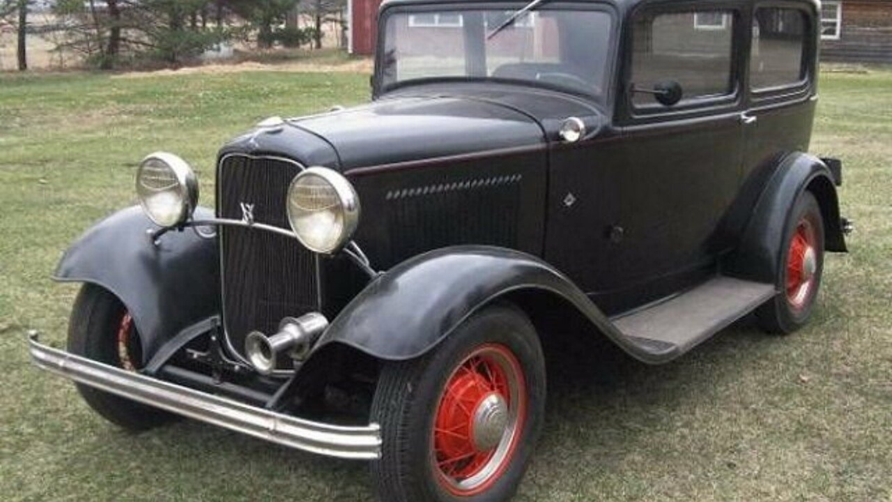 1932 Ford Other Ford Models for sale 100926676