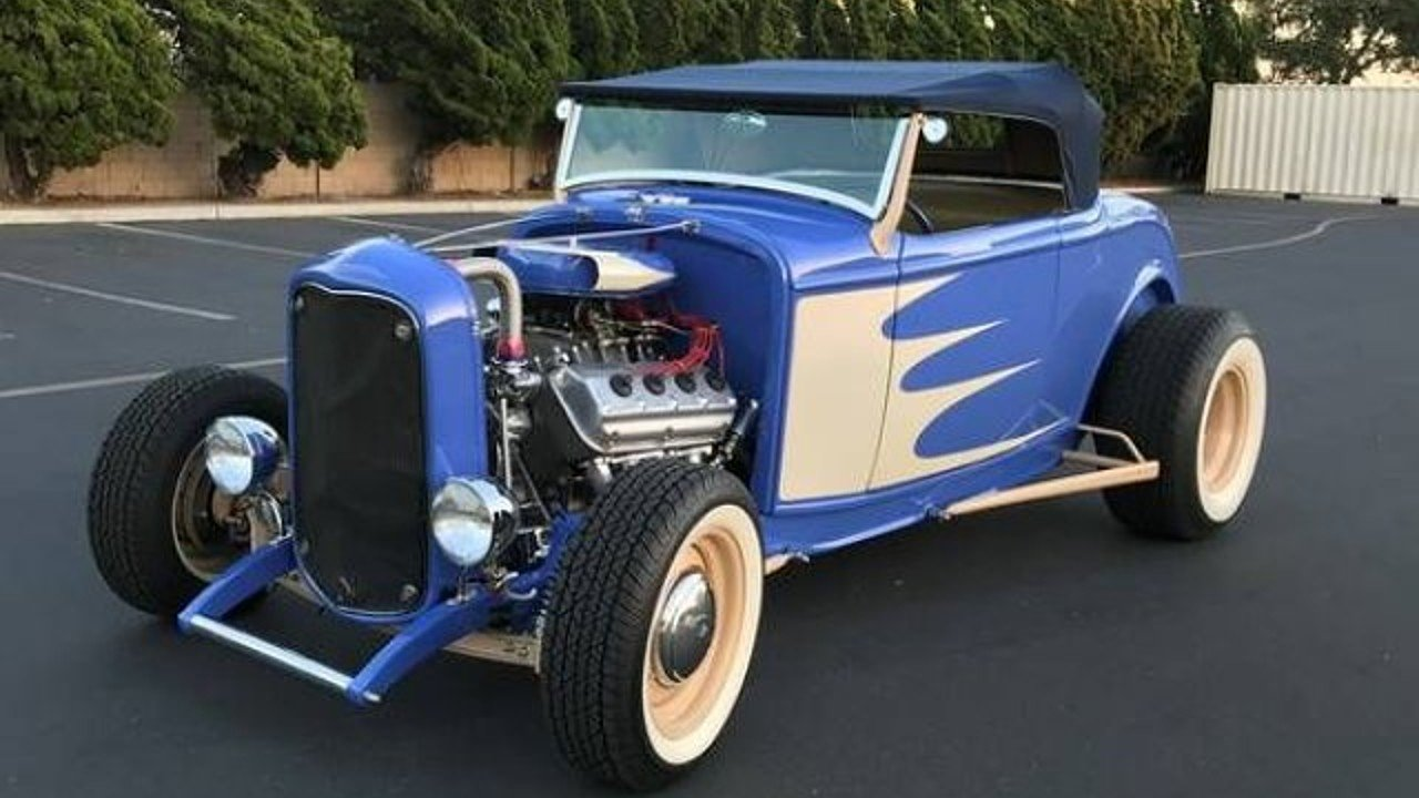 1932 Ford Other Ford Models for sale near Cadillac, Michigan 49601 ...