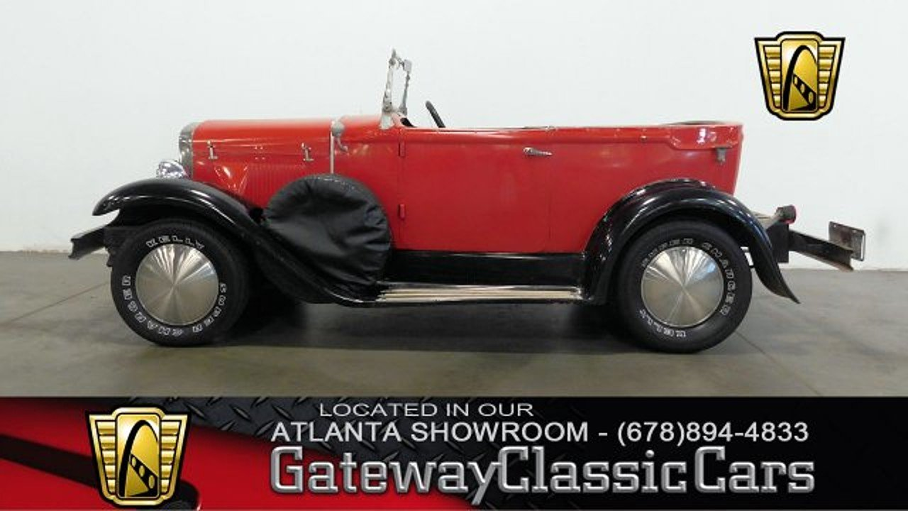 1932 Ford Other Ford Models for sale 100949676