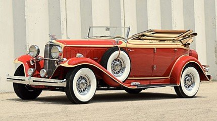 1932 Nash Ambassador for sale 100893459