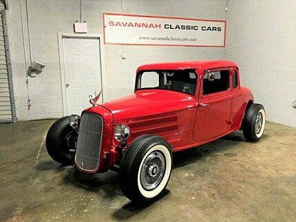 1932 Plymouth Custom for sale 100969752