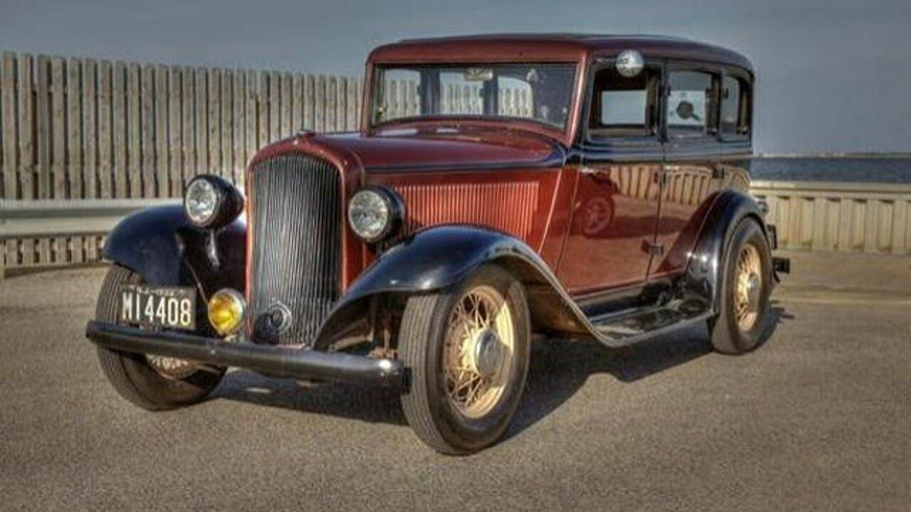 1932 Plymouth Model PB for sale near Riverhead, New York 11901 ...