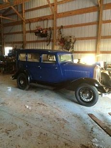 1932 Plymouth Other Plymouth Models for sale 100827606