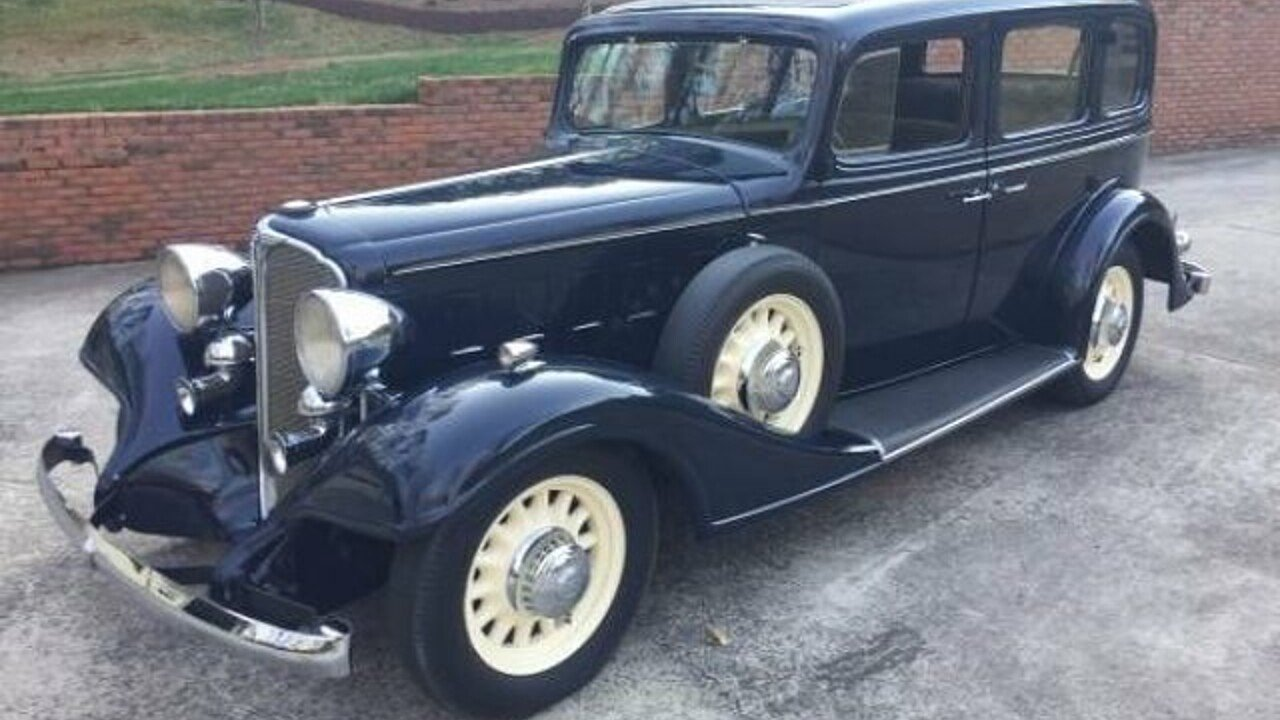 1933 Buick Series 50 for sale 100859968