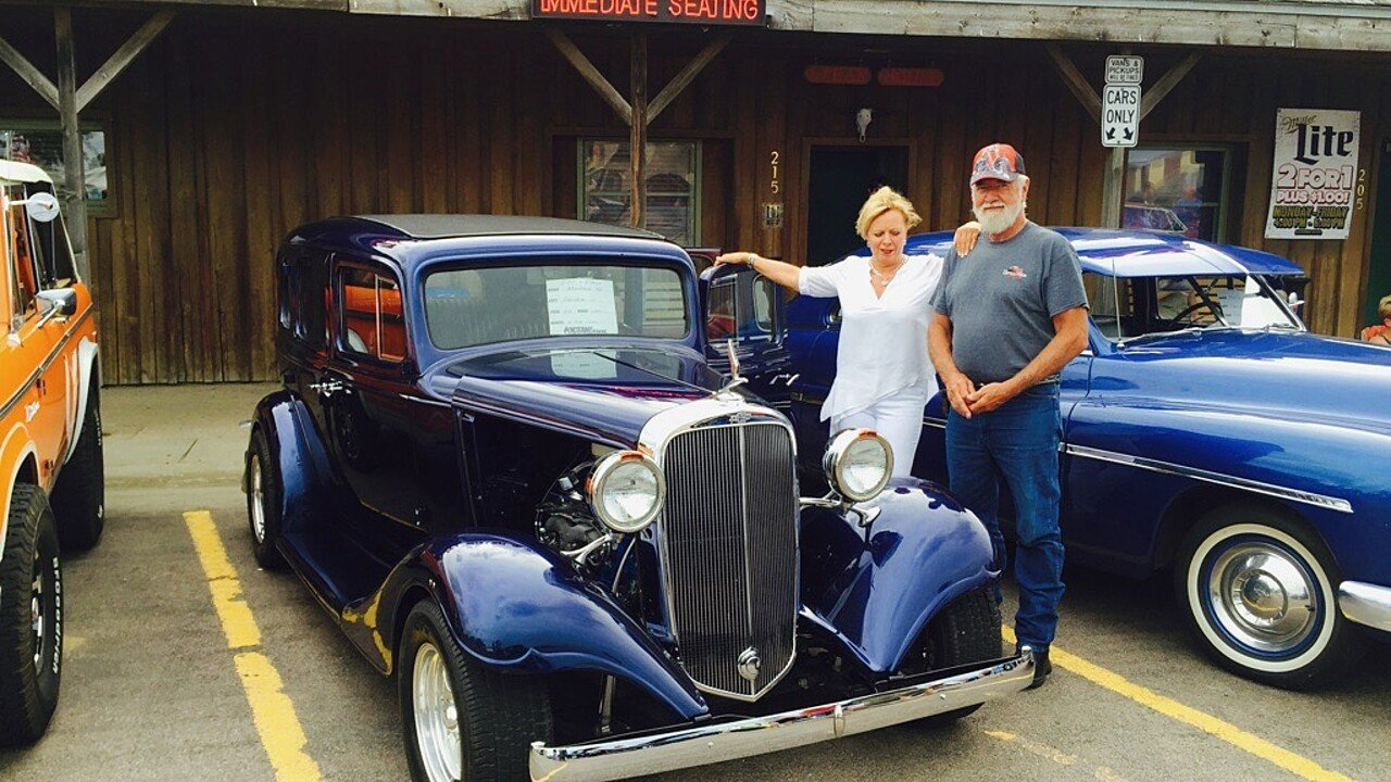 1933 Chevrolet Custom for sale 100923817