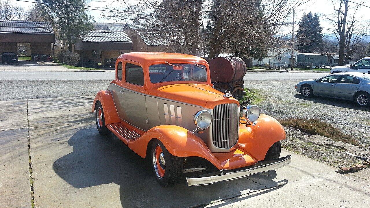 1933 Chevrolet Custom for sale near Covington, Washington 98042 ...