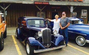 1933 Chevrolet Custom for sale 100923817