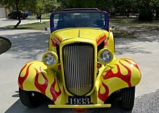 1933 Chevrolet Custom for sale 100874231