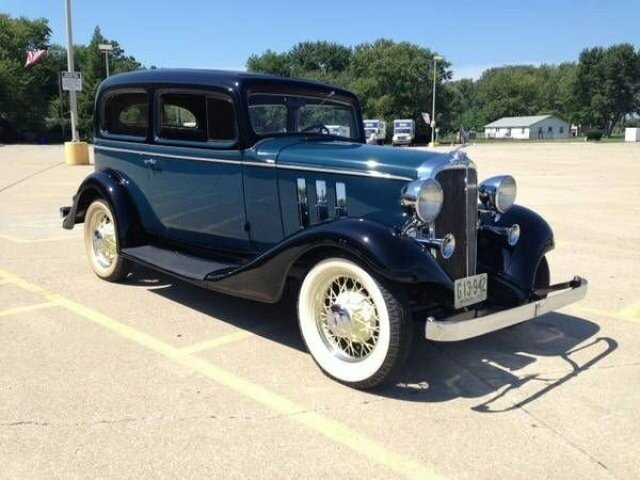 RestoMod 1933 Chevy Roadster Pickup Truck Convertible 350/4Sp PDB ...