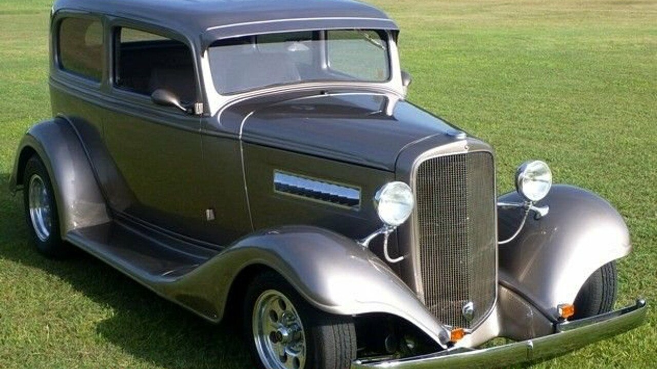 1933 Chevrolet Other Chevrolet Models for sale 100923656