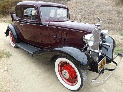 1933 Chevrolet Standard for sale 100798868