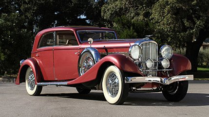 1933 Duesenberg Model J for sale 100772514