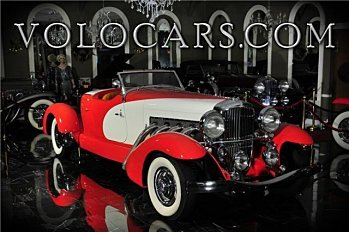 1933 Duesenberg Other Duesenberg Models for sale 100940837