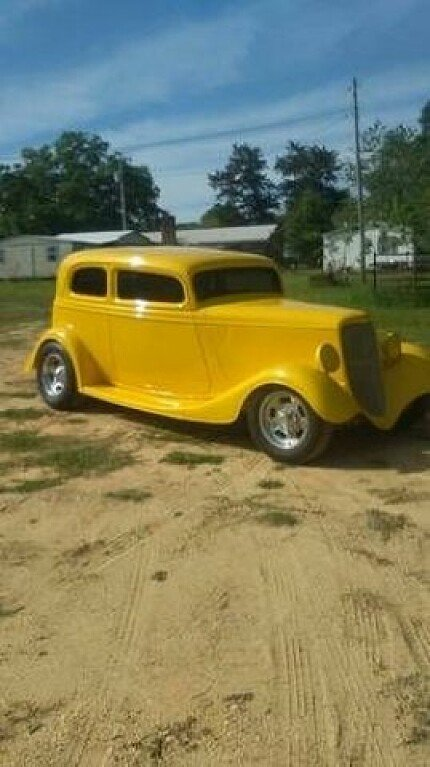 1933 Ford Custom for sale 100804420