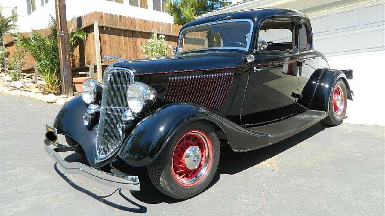 1933 Ford Custom for sale 100885895