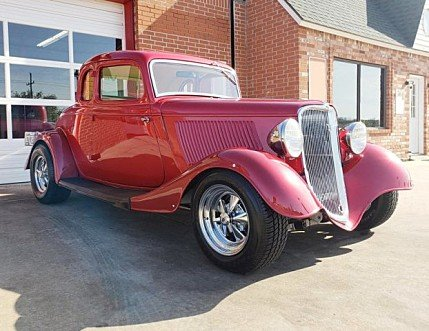 1933 Ford Custom for sale 100992981