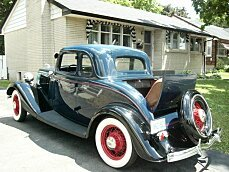 1933 Ford Deluxe for sale 100738548