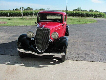 1933 Ford Deluxe for sale 100752935