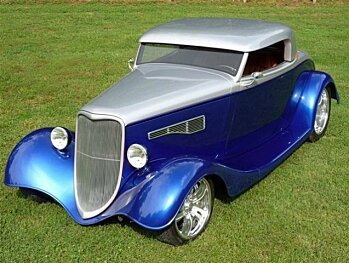 1933 Ford Deluxe for sale 100760780