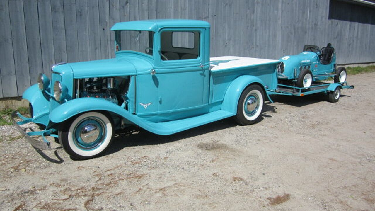 1933 Ford Pickup for sale near Freeport, Maine 04032 - Classics on ...