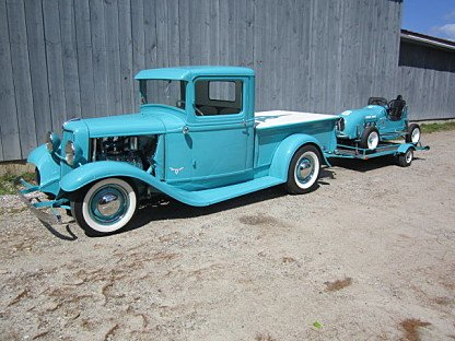 1933 Ford Pickup for sale 100865420