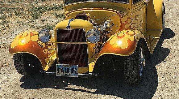 1933 Ford Pickup for sale 101041256