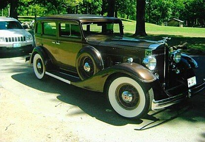 1933 Packard Other Packard Models for sale 100839822
