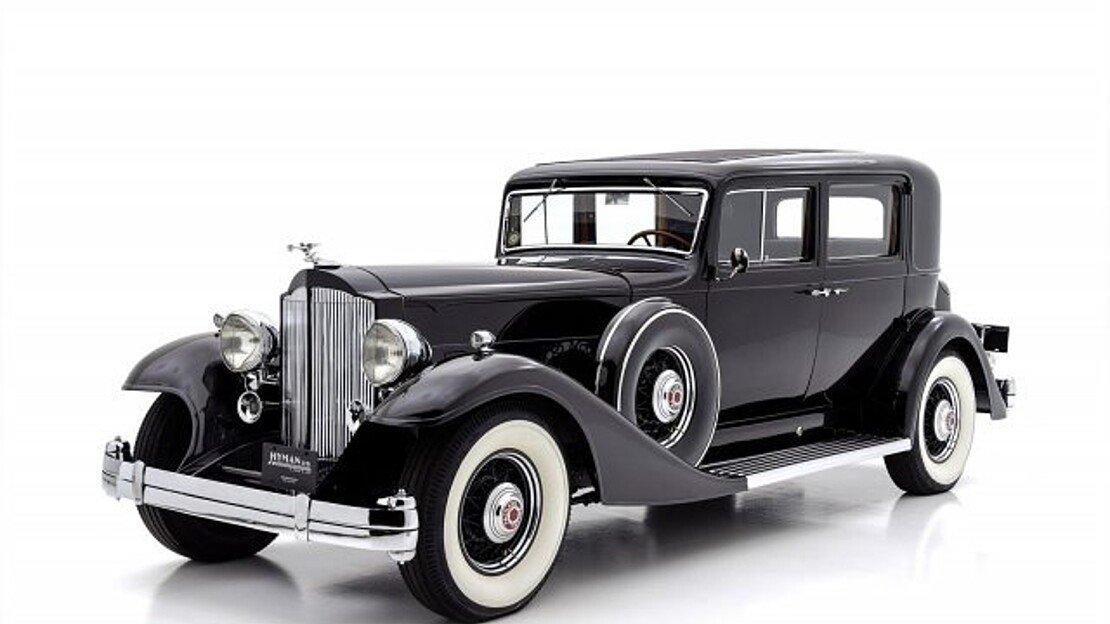 1933 Packard Twelve for sale 101035586